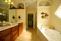 Master Bathroom Overview
