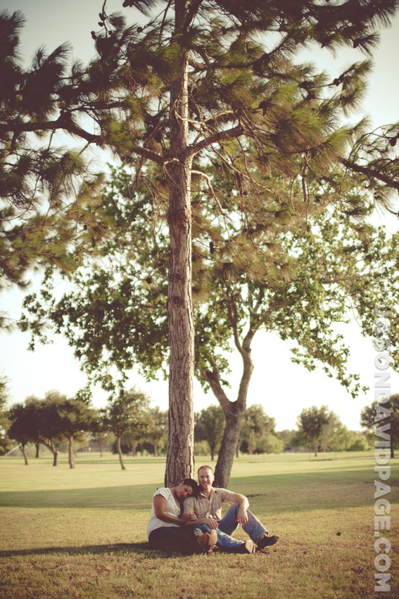 Engagement photography by Jason Page