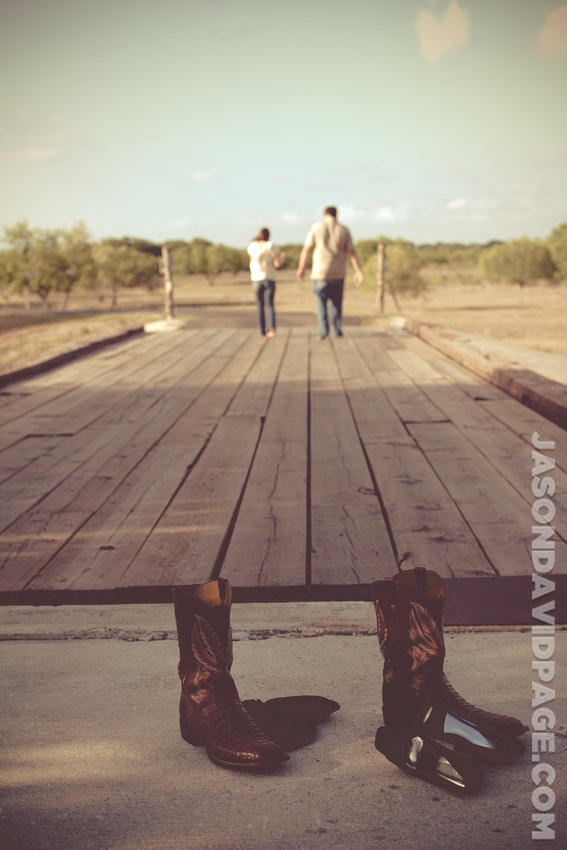 Engagement session at the Ranch at San Patricio by Jason Page
