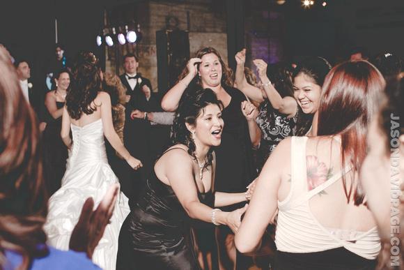 Dancing by Corpus Christi wedding photographer Jason Page