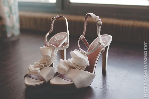 Shoes by Corpus Christi wedding photographer Jason Page